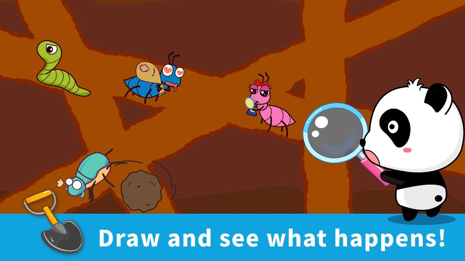 My Graffiti By Babybus 88730 Apk Download Android Educational Games