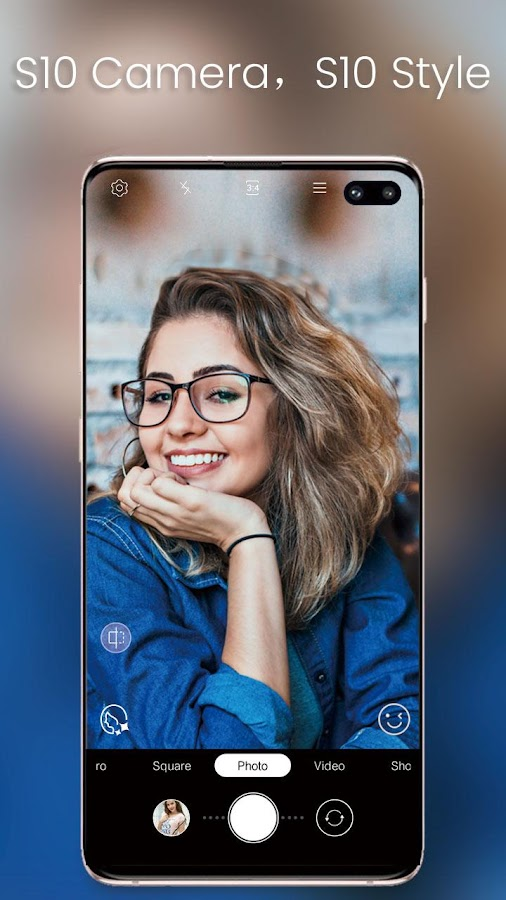 One S10 Camera - Galaxy S10 camera style 1 9 APK Download