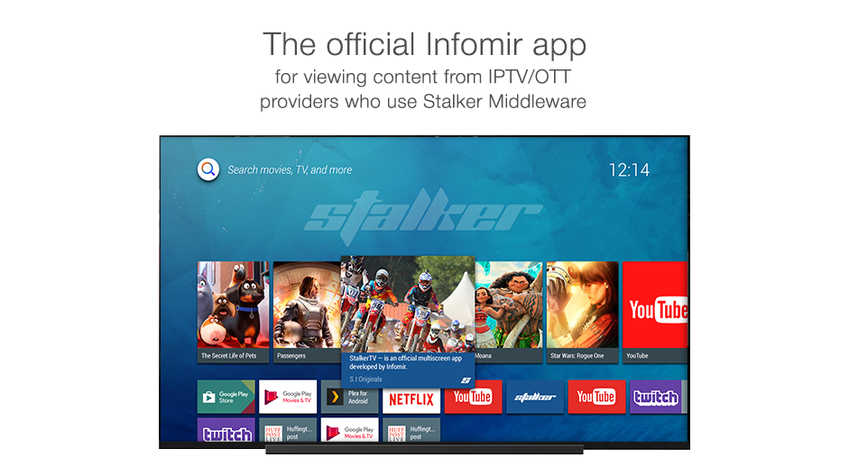 StalkerTV for Android TV 2 2 53 APK Download - Android cats