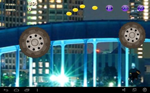 Jumping Ninja 1.0 screenshot 7