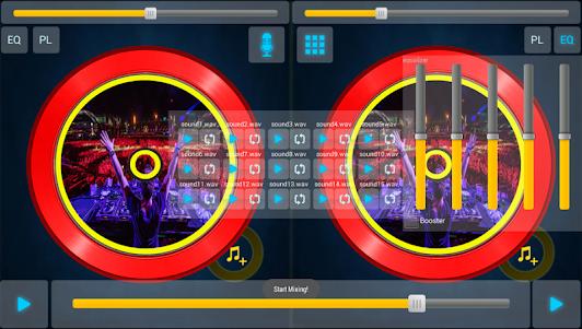 DJ Songs Mixer 1.4 screenshot 2