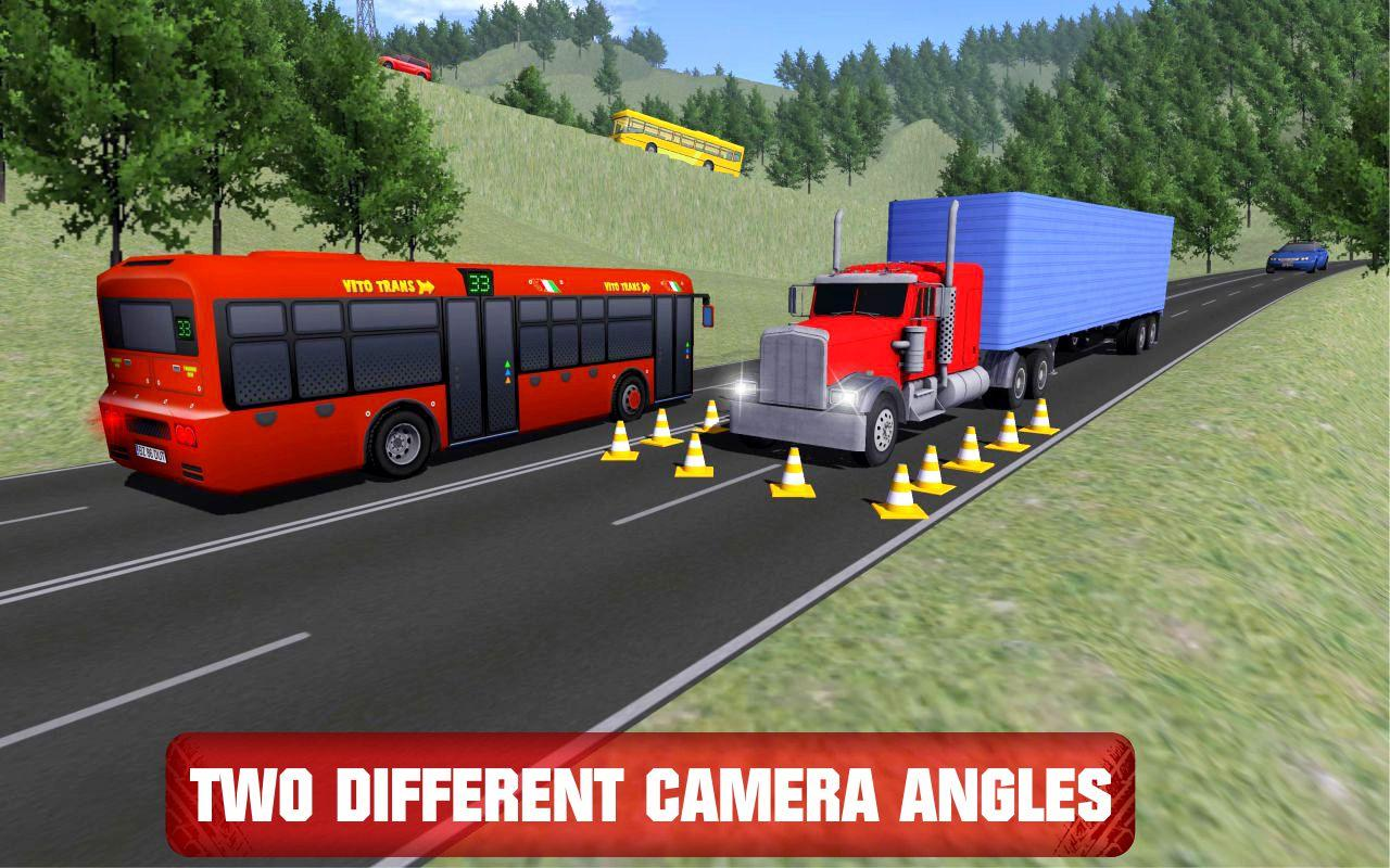 Truck Parking Game Simulator 1 4 APK Download - Android