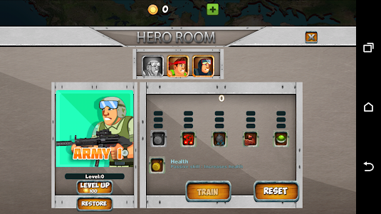 World Defense 1.0 screenshot 3