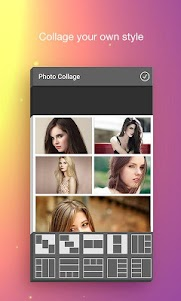 Photo Collage Maker and Editor 1.6.9 screenshot 1