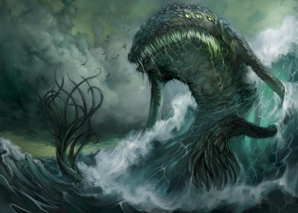 Leviathan Live Wallpaper 10 Screenshot 1