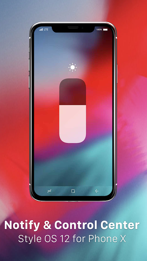 iNotify - Control Center for Phone X style OS 12 1 2 APK Download