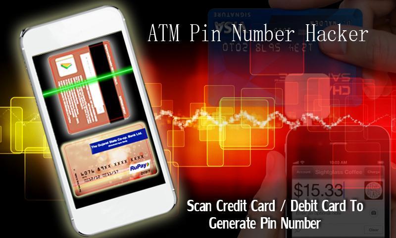 ATM Pin Finder Prank Scanner 1 0 1 APK Download - Android
