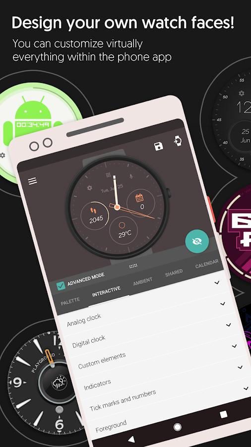 com pujie wristwear pujieblack 4 1 12 APK Download - Android
