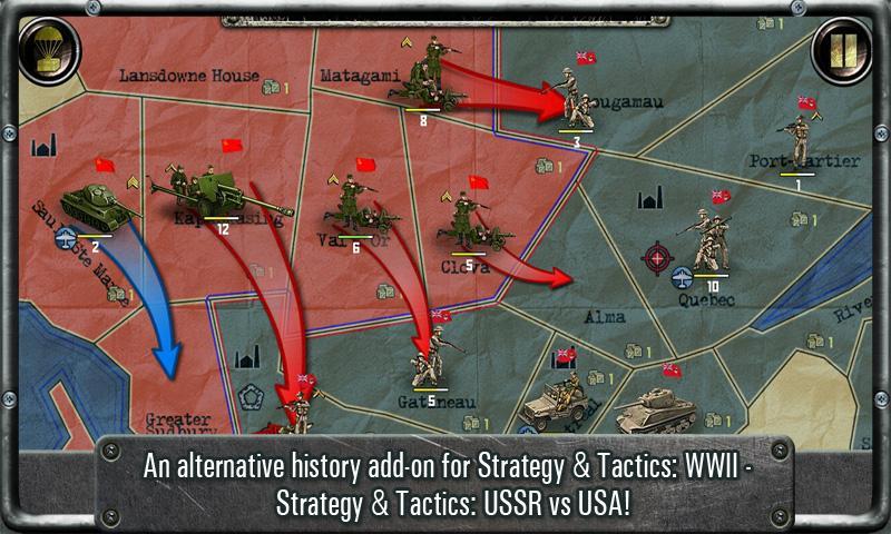 Strategy & Tactics:USSR vs USA 1 0 17 APK Download - Android