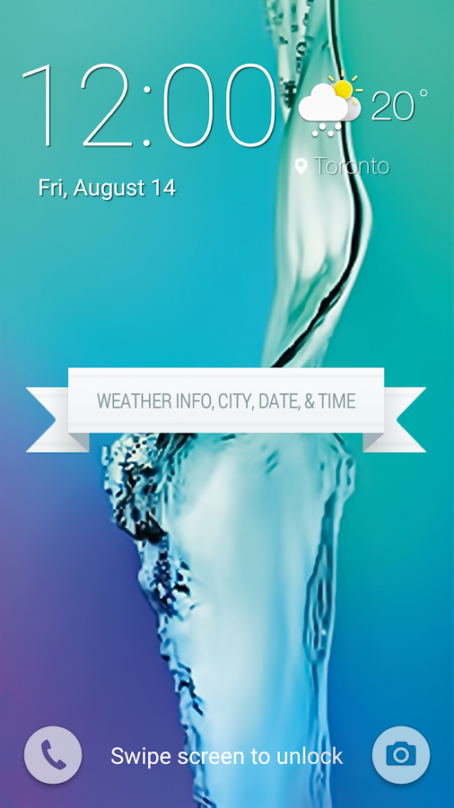 Lock Screen Galaxy Note 5 2 0 APK Download - Android Lifestyle Apps