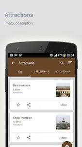 Lucknow: Offline travel guide 1.62 screenshot 3
