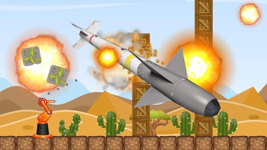 Tower Missile Shoot 1.0.0 screenshot 1