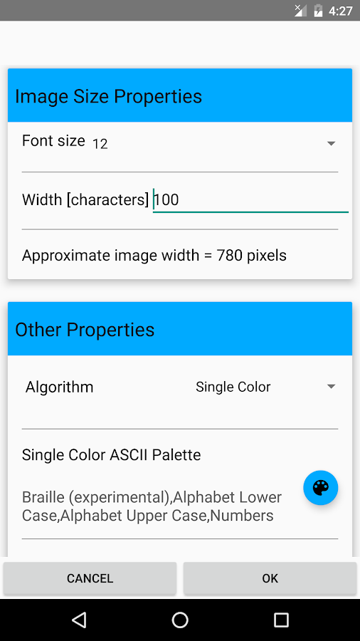 Photo Text ASCII Art 1 3 6 APK Download - Android Photography Apps