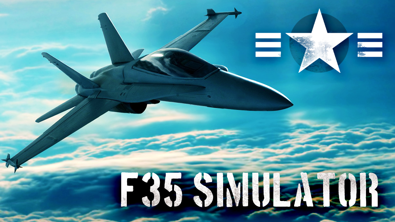 F35 Jet Fighter 3D Simulator 1 1 APK Download - Android