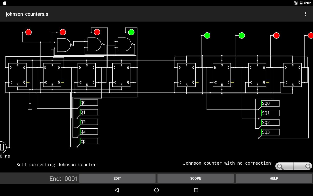 Logic Breadboard 29 Apk Download Android Productivity Apps Audio Oscillators Electronic Circuits And Diagramelectronics Screenshot 5