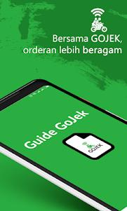 Pesan Gojek Guide Ojek 2018 1.0 screenshot 2