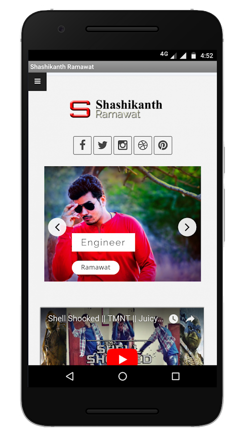 Shashikanth Ramawat 2 0 APK Download - Android Entertainment Apps