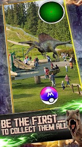 Jurassic GO 2.0 screenshot 2