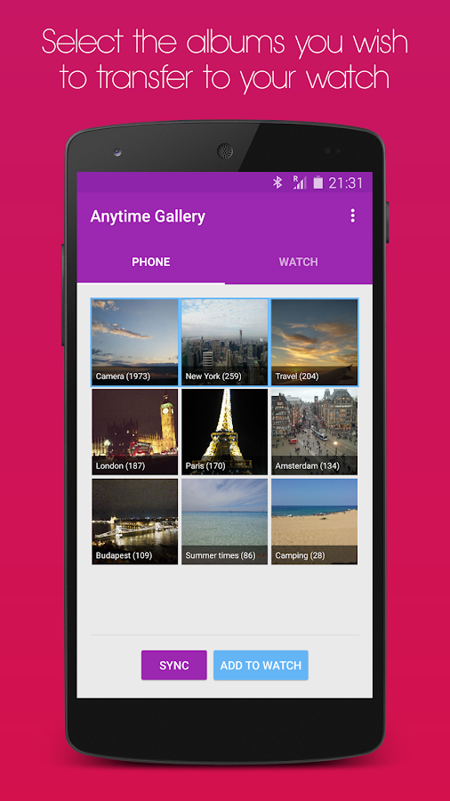 Anytime Gallery for Wear 4 0 APK Download - Android