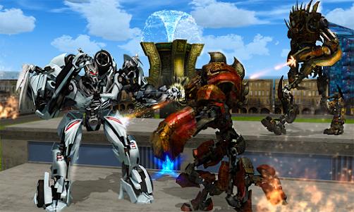 Robots War 3d 2.0 screenshot 2