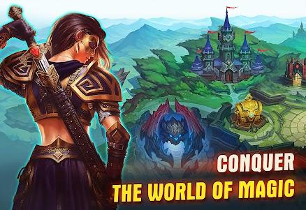 Juggernaut Wars: RPG Arena with dungeons & raids 1.4.0 screenshot 5