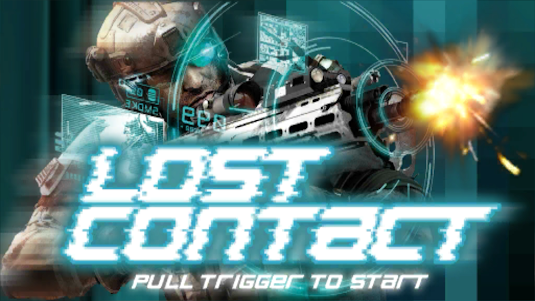 Lost Contact VR - BlastVR B1 1.2 screenshot 2