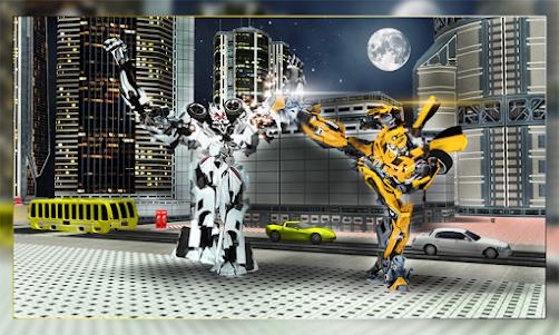 Robots War 3d 2.0 screenshot 4