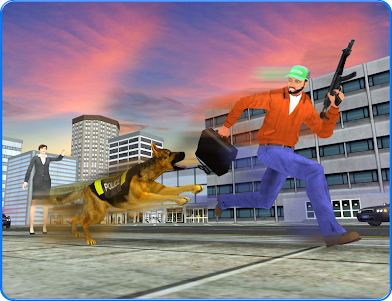 LA Police Dog Crime Patrol : Thief Chase Mission 1.1 screenshot 6