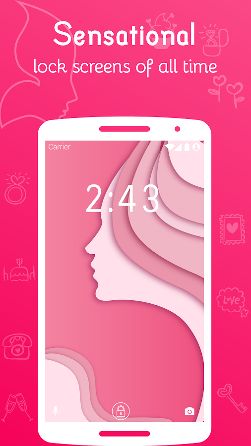 Cute Girly Wallpapers Hd 2 0 Apk Download Android