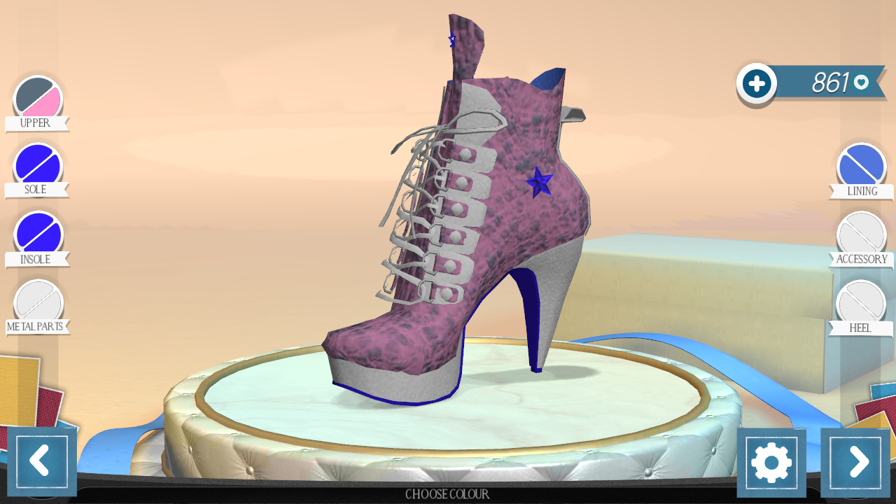 Download Shoe Designer Fashion Games 3d 2 0 Apk Android Lifestyle Apps