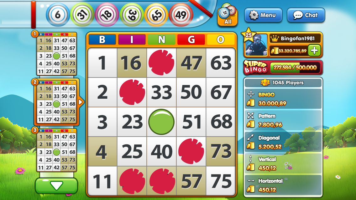 bingo deutsch gamepoint