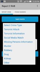 Report 2 RAB 2.0.3 screenshot 3