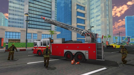 Rescue FireFighter Emergency Simulator 1.0 screenshot 1