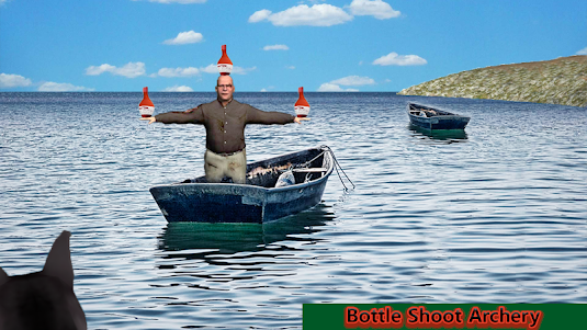 Bottle Shooter Challenge 3D 1.3 screenshot 1