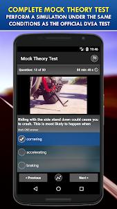 Motorcycle Theory Test UK Free 4.1 screenshot 2