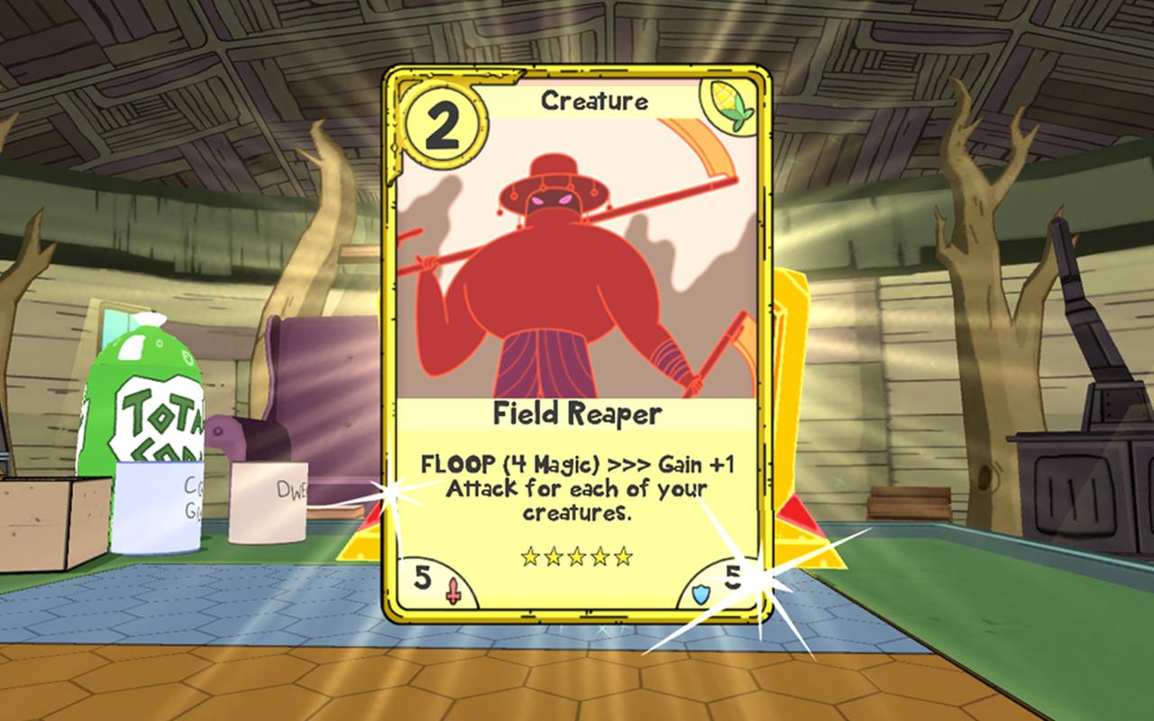 Card Wars Adventure Time 1110 Apk Download Android Games Premium Catur Ex Original 1 Screenshot 2