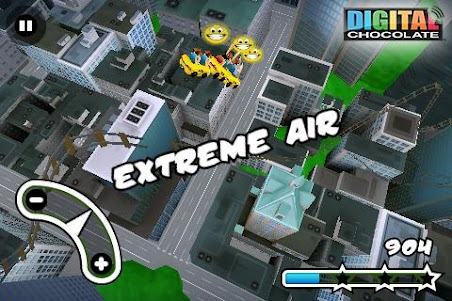 3D Rollercoaster Rush New York 1.5 screenshot 2