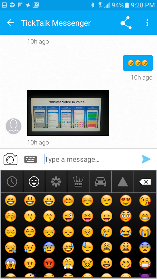 Tick Talk Messenger - Private Chat 2 1 APK Download - Android