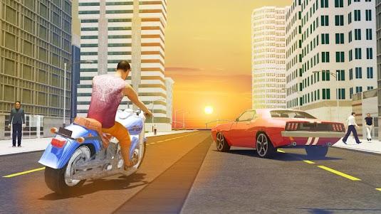Grand Gangster : Crime Simulator 3D  screenshot 8