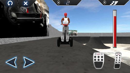 Simulator for Segway 1.1 screenshot 5