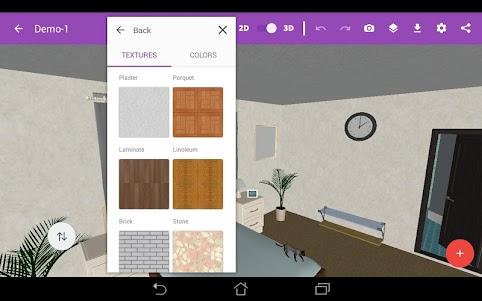 Bedroom Design 1.7.0 screenshot 8
