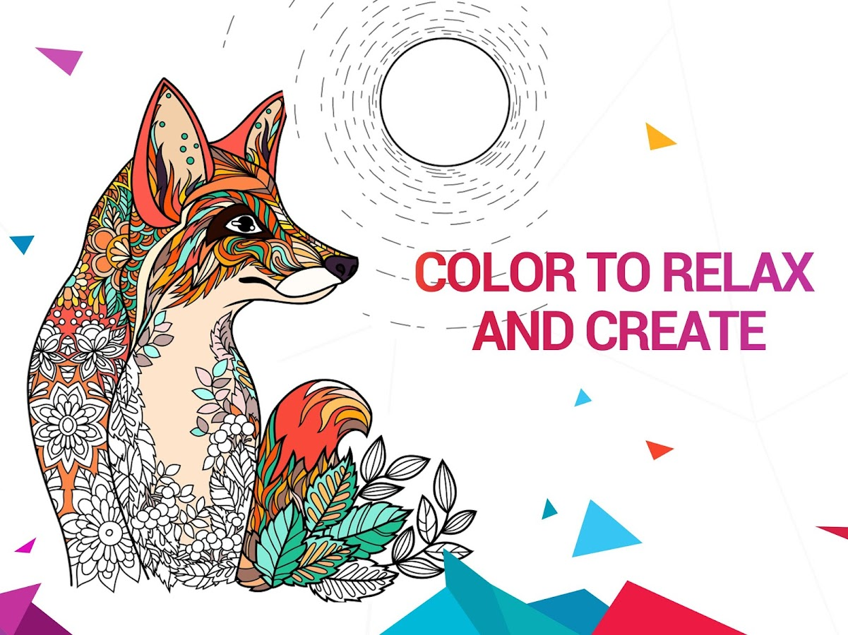 Color Me | Free Adult Coloring Book for Adults App 2.7.2 APK ...