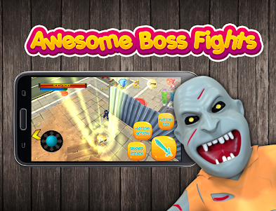 Hattori Fight 1.0 screenshot 5