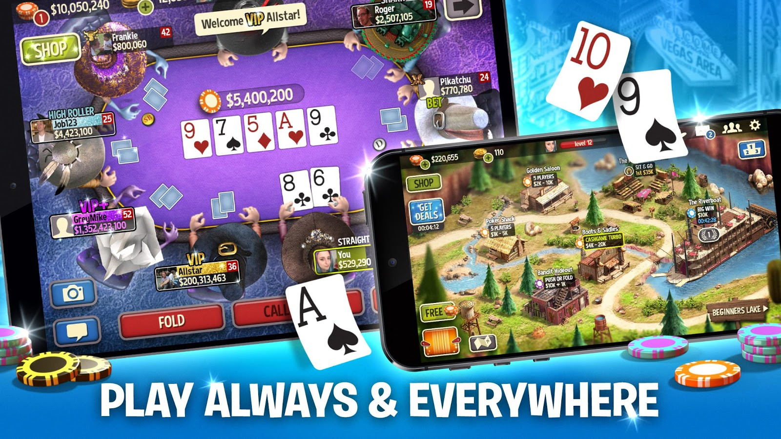 Governor of poker download apk