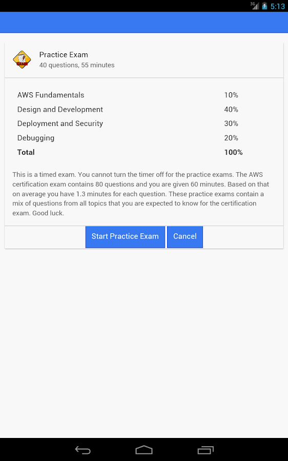 Aws Certified Developer Associate Level Exam 106 Apk Download