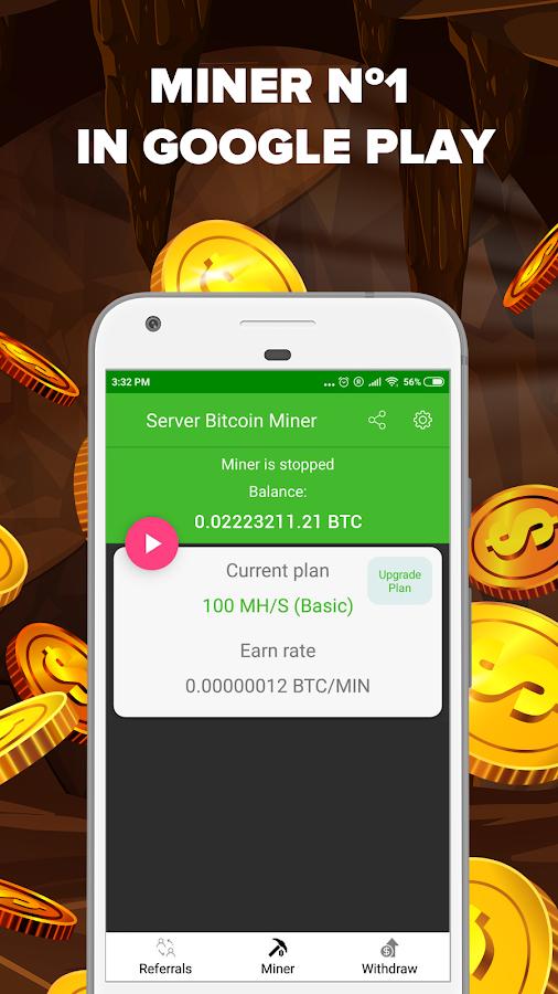 Cloud Bitcoin Miner - Remote Bitcoin Mining 2 1 APK Download
