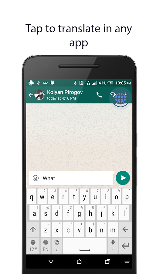 Go Translate 1 55 APK Download - Android Tools Apps