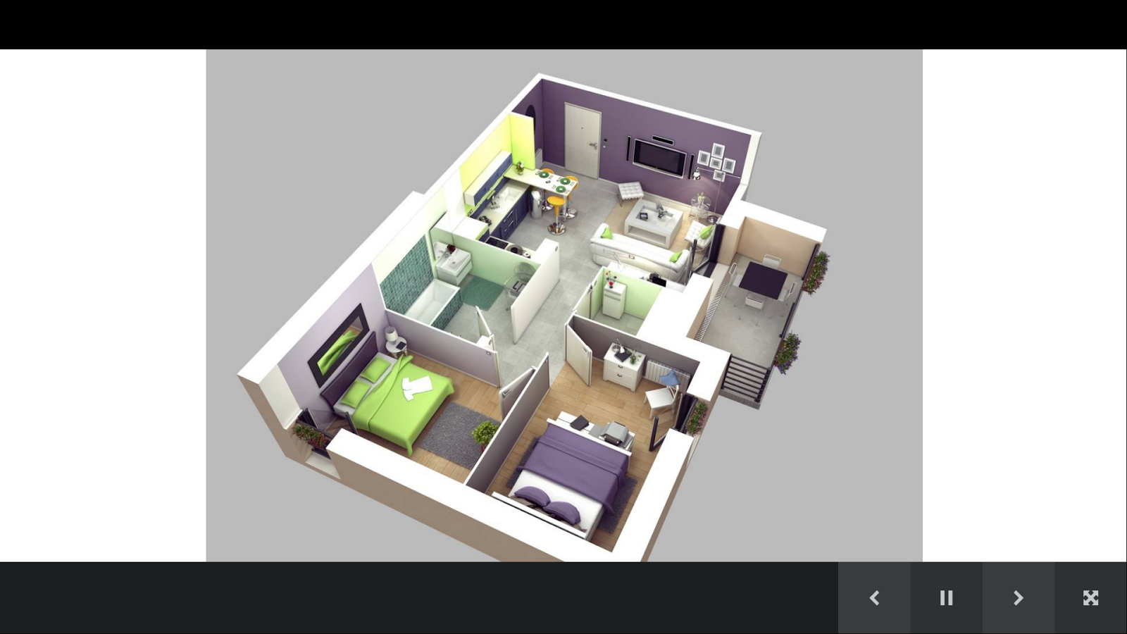 3d house plans 1 2 apk download android lifestyle apps - Virtual room designer app ...