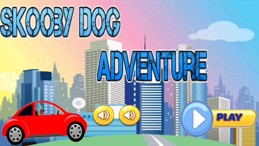Scooby Dog Adventure 2.0 screenshot 1
