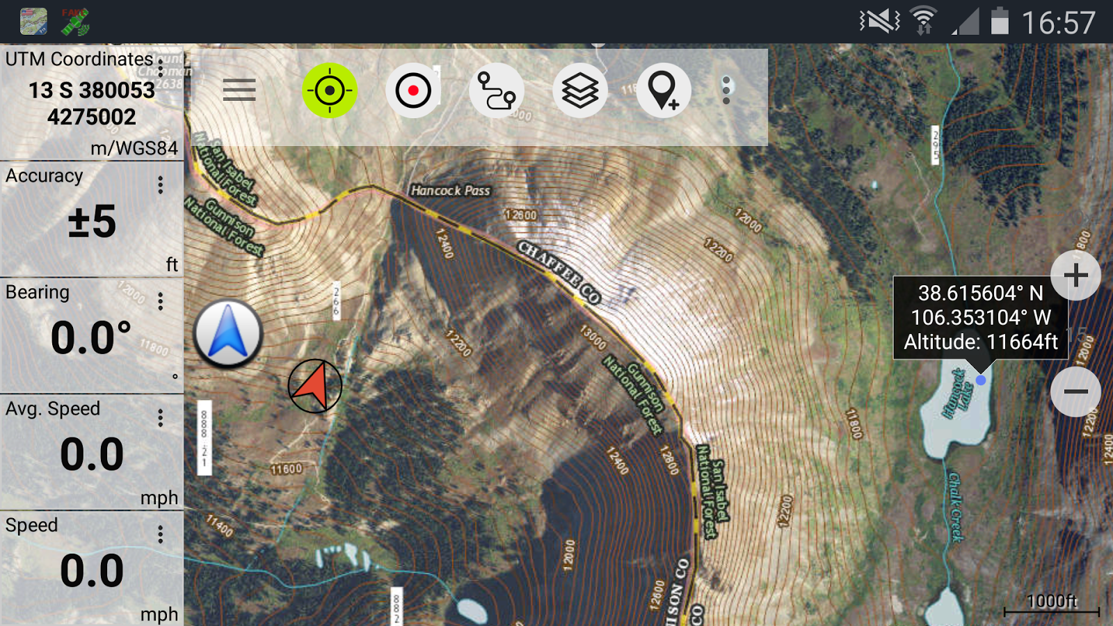 US Topo Maps Pro 5.1.3 APK Download - Android cats.maps_navigation Apps